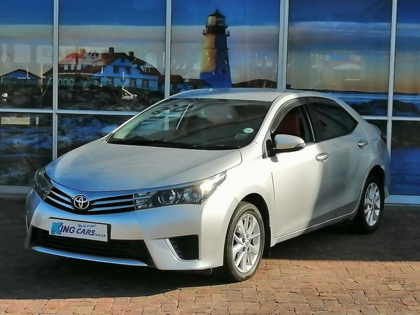 2014 Toyota Corolla 1.6 Prestige Eastern Cape Port Elizabeth_0