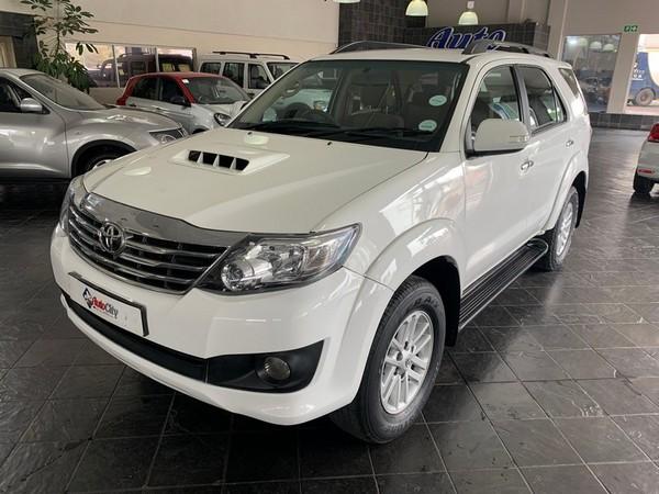 2013 Toyota Fortuner 2.5d-4d Rb  Gauteng Nigel_0