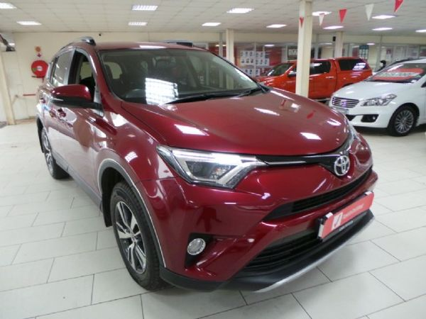 2017 Toyota Rav 4 2.0 GX Gauteng Alberton_0