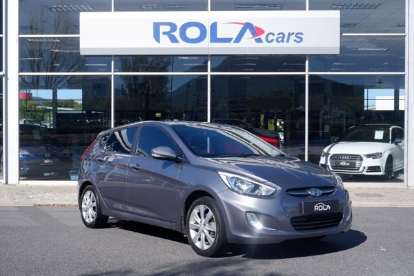 2016 Hyundai Accent 1.6 Fluid 5-Door Western Cape Somerset West_0