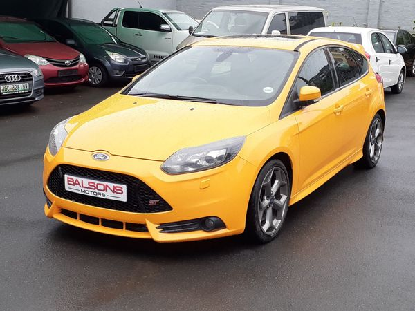 2014 Ford Focus 2.0 Gtdi St3 5dr  Kwazulu Natal Durban_0