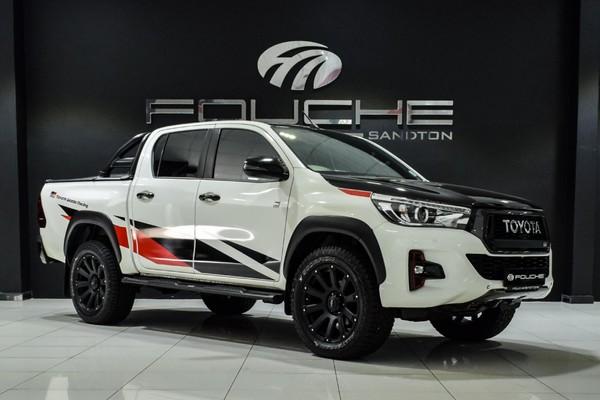 2019 Toyota Hilux 2.8 GD-6 GR-S 4X4 Auto Double Cab Bakkie Gauteng Sandton_0