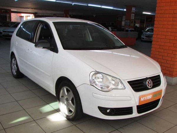 2007 Volkswagen Polo 1.9 Tdi Highline  Western Cape Cape Town_0