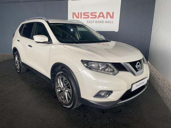 2017 Nissan X-Trail 2.5 SE 4X4 CVT T32 Gauteng Johannesburg_0