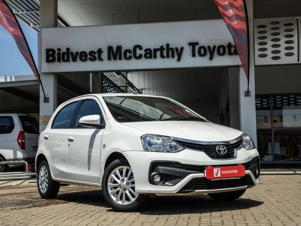 2020 Toyota Etios 1.5 Xs 5dr  Kwazulu Natal Richards Bay_0
