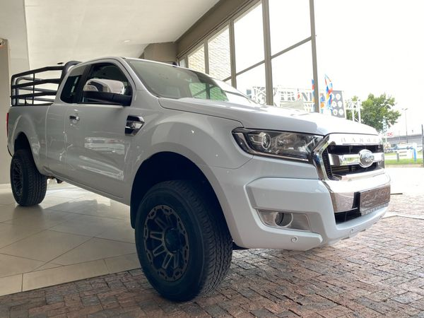 2019 Ford Ranger 3.2TDCi XLT 4X4 AT PU SUPCAB Gauteng Boksburg_0