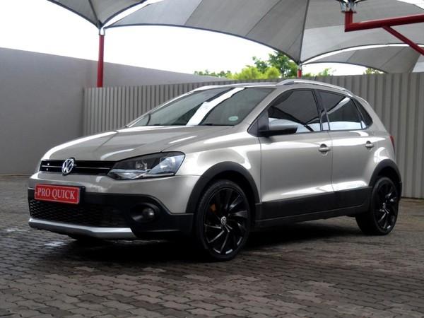 2012 Volkswagen Polo Cross 1.6  Gauteng Pretoria_0