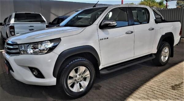2016 Toyota Hilux 2.8 GD-6 Raider 4x4 Double Cab Bakkie Gauteng Pretoria_0