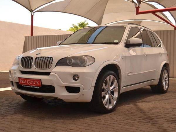2009 BMW X5 Xdrive35d M-sport At e70  Gauteng Pretoria_0