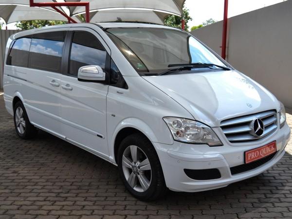 2014 Mercedes-Benz Viano 3.0 Cdi Trend At  Gauteng Pretoria_0