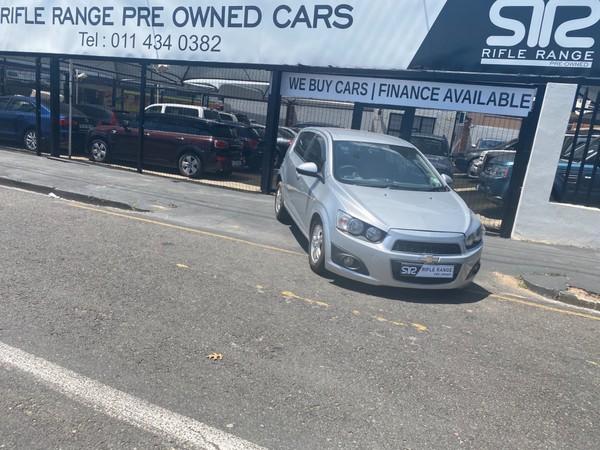 2013 Chevrolet Sonic 1.4 Ls 5dr  Gauteng Rosettenville_0