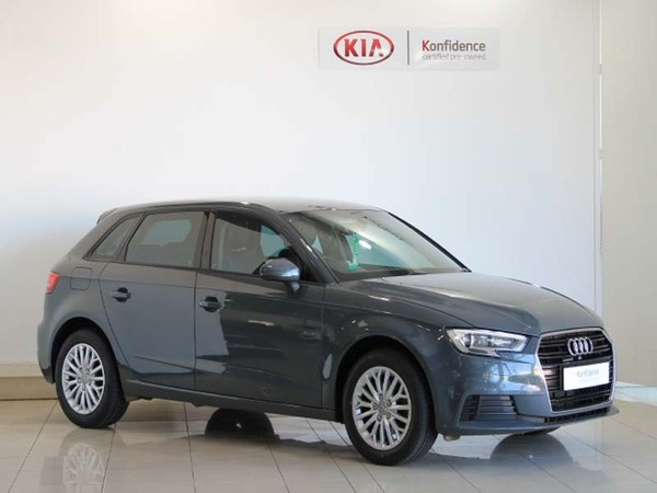 2017 Audi A3 1.0T FSI S-Tronic Western Cape Tygervalley_0
