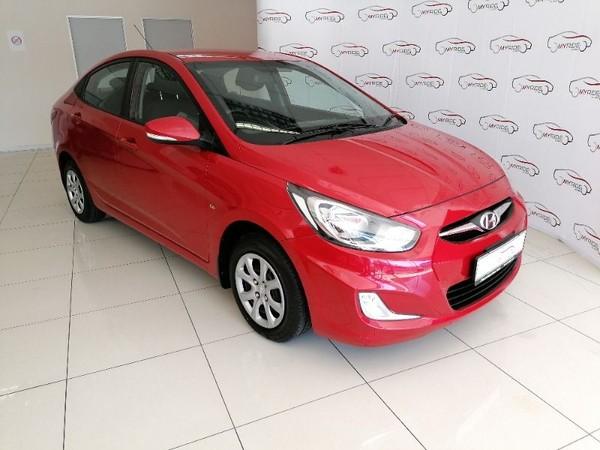 2012 Hyundai Accent 1.6 Gls  Western Cape Paarl_0