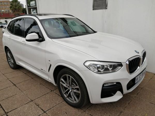 2018 BMW X3 xDRIVE 20d M-Sport G01 Gauteng Germiston_0