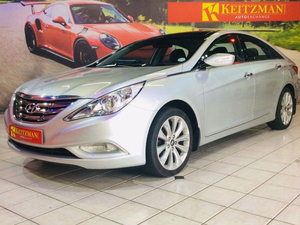 2011 Hyundai Sonata 2.4 Gls Executive At  Gauteng Randburg_0