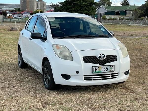 2008 Toyota Yaris T1 3dr  Eastern Cape Port Elizabeth_0