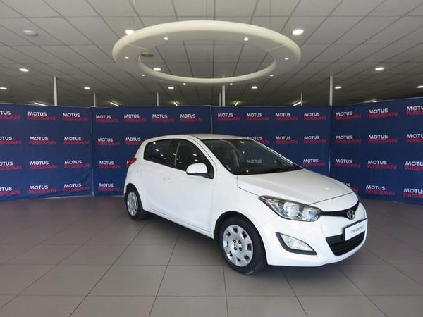 2014 Hyundai i20 1.4 Fluid  Western Cape Parow_0