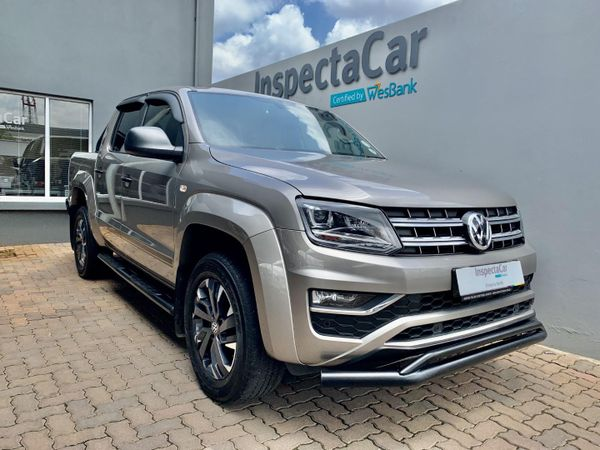 2019 Volkswagen Amarok 2.0 BiTDi Dark Label 4MOT Auto Double Cab Bakkie Gauteng Pretoria_0