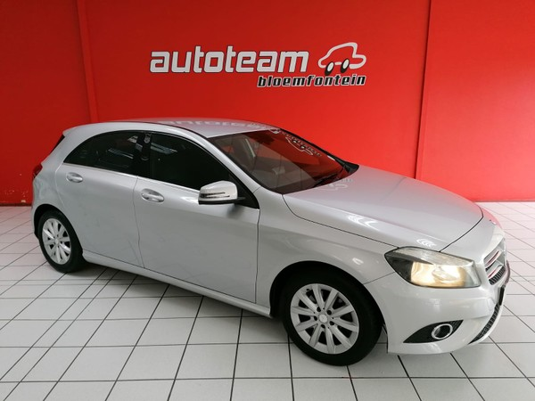 2015 Mercedes-Benz A-Class A 200 Be At  Free State Bloemfontein_0