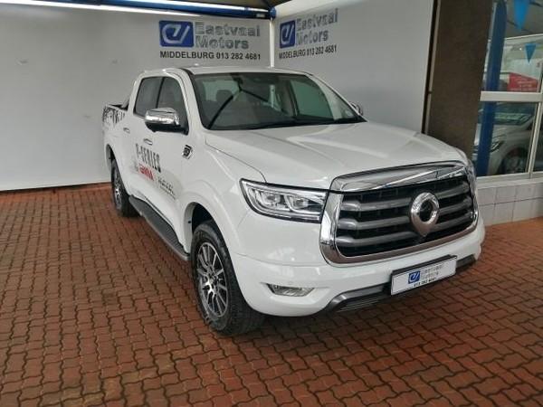 2021 GWM P-Series PV 2.0TD LT 4X4 Auto Double Cab Bakkie Mpumalanga Mpumalanga_0