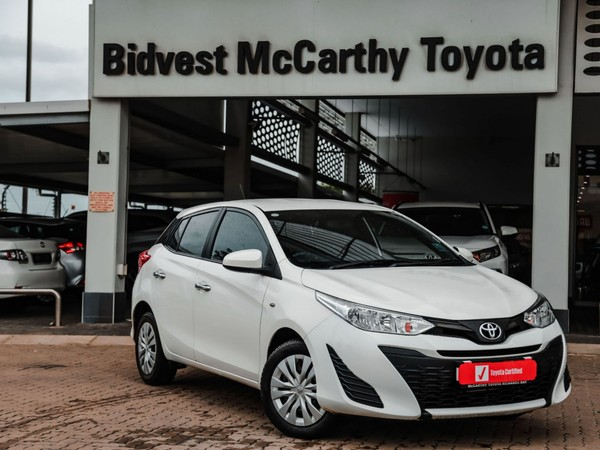 2019 Toyota Yaris 1.5 Xs CVT 5-Door Kwazulu Natal Richards Bay_0