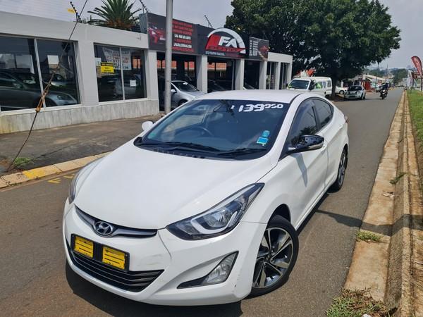 2016 Hyundai Accent 1.6 Gls  Gauteng Kempton Park_0