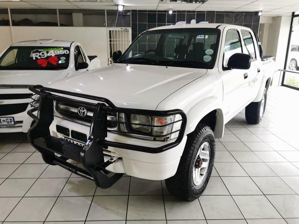 2006 Toyota Hilux 3.0d-4d Raider 4x4 Pu Dc  Gauteng Edenvale_0