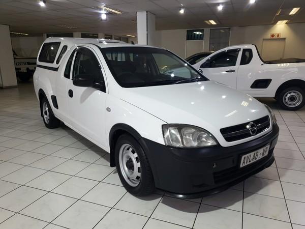 2008 Opel Corsa Utility 1.4i Club Pu Sc  Gauteng Edenvale_0