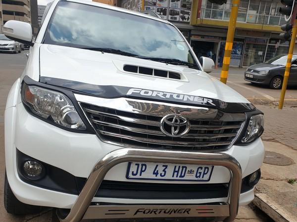 2013 Toyota Fortuner 2.5d-4d Rb At  Gauteng Johannesburg_0