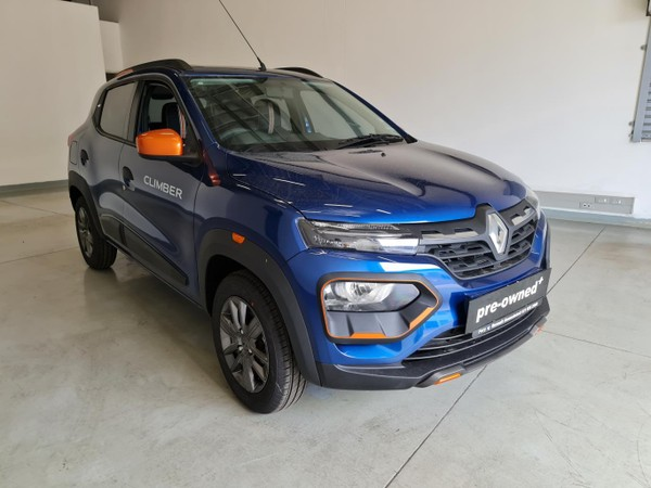 2021 Renault Kwid 1.0 Climber 5-Door AMT Kwazulu Natal Amanzimtoti_0