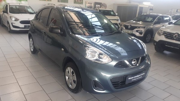 2020 Nissan Micra 1.2 Active Visia Northern Cape Kimberley_0