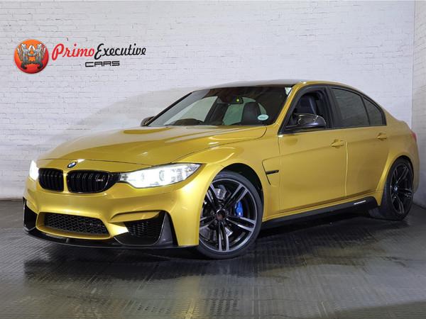 2014 BMW M3 M-DCT Gauteng Edenvale_0
