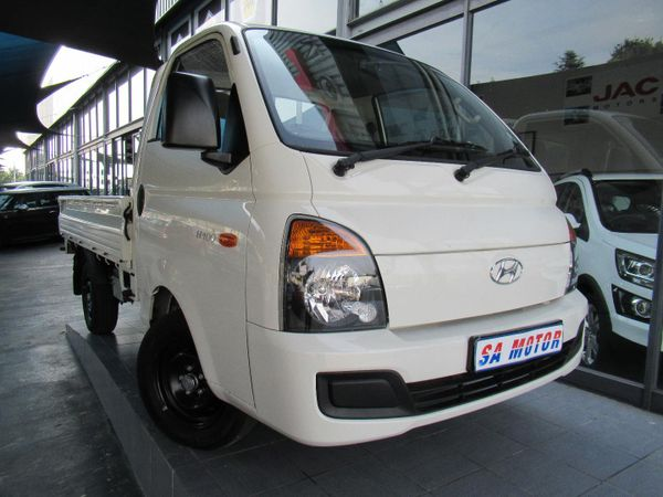 2020 Hyundai H100 Bakkie 2.6d Fc Ds  Gauteng Randburg_0