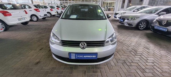 2016 Volkswagen Polo Vivo GP 1.4 Conceptline Eastern Cape East London_0