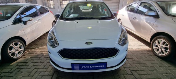 2019 Ford Figo 1.5Ti VCT Ambiente Eastern Cape East London_0