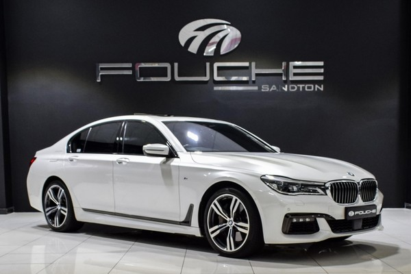 2016 BMW 7 Series 750i Gauteng Sandton_0