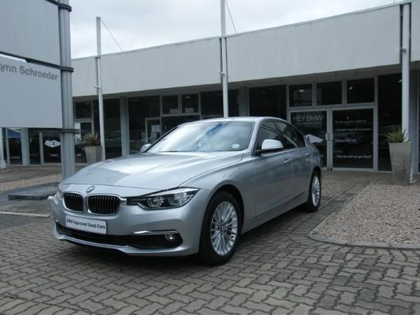 2016 BMW 3 Series 320D Luxury Line Auto Western Cape George_0