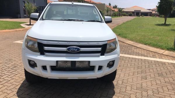 2012 Ford Ranger 2.2tdci Xls Pu Sc  Gauteng Centurion_0