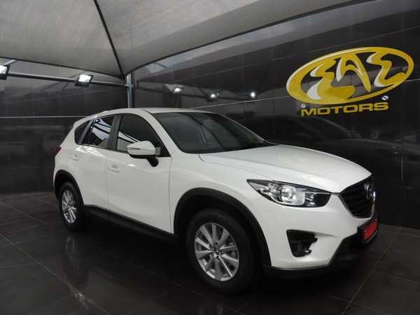 2016 Mazda CX-5 2.0 Active Auto Gauteng Vereeniging_0