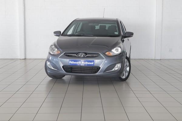 2014 Hyundai Accent 1.6 Fluid 5-Door Auto Western Cape Strand_0