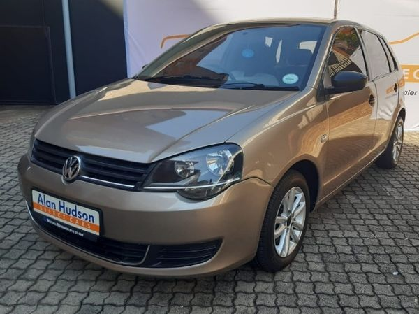 2014 Volkswagen Polo Vivo GP 1.4 Conceptline 5-Door Mpumalanga Nelspruit_0