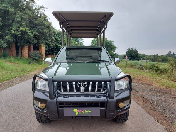 2005 Toyota Prado Vx 3.0 Tdi At  North West Province Rustenburg_0