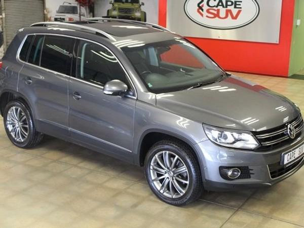 2013 Volkswagen Tiguan 2.0 Tdi Sprt-styl 4mot Dsg  Western Cape Brackenfell_0
