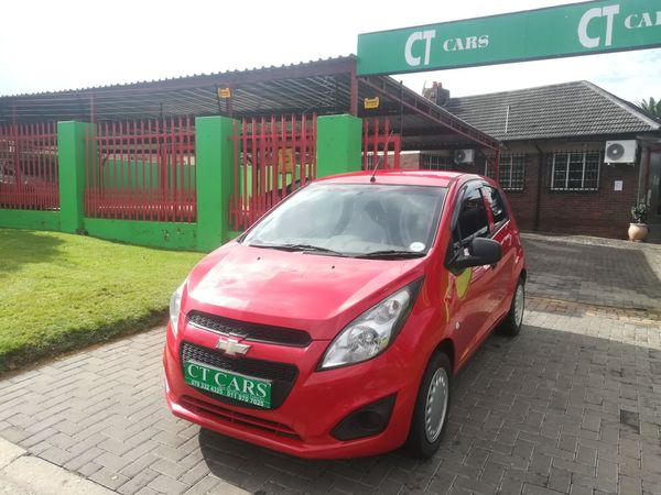 2015 Chevrolet Spark 1.2 Campus 5dr  Gauteng Kempton Park_0