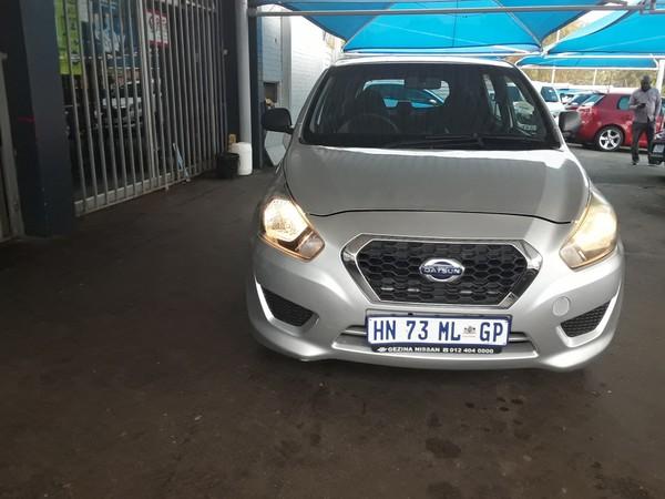 2018 Datsun Go  1.2 LUX 7-Seater Gauteng Johannesburg_0