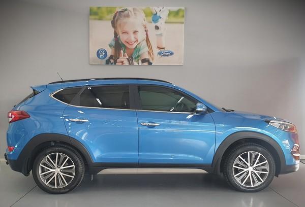 2018 Hyundai Tucson 2.0 Elite Auto Gauteng Pretoria_0