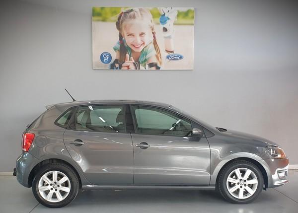 2011 Volkswagen Polo 1.6 Comfortline  Gauteng Pretoria_0