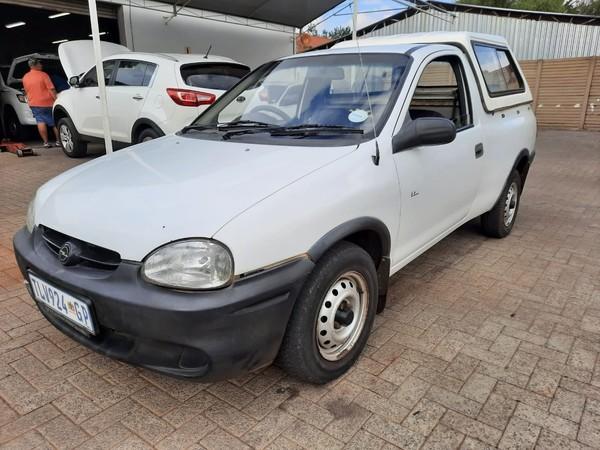 2001 Opel Corsa Utility 1.7d Pu Sc  Gauteng Vereeniging_0
