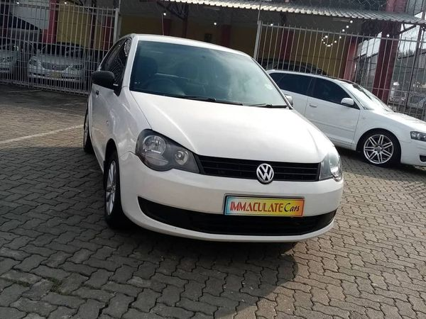 2012 Volkswagen Polo Vivo 1.4 Trendline Gauteng Benoni_0