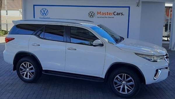 2017 Toyota Fortuner 2.8GD-6 RB Auto Western Cape Vredendal_0